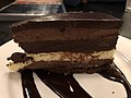 2019-05-12 23 13 36 A slice of chunky chocolate mousse cake at the Amphora Diner in Herndon, Fairfax County, Virginia.jpg