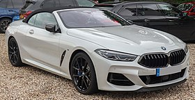 2019 BMW M850i xDrive Automatic 4.4 Front.jpg