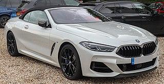 BMW 8 Series (G15) Motor vehicle