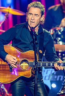 Peter Maffay German singer and musician