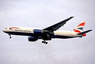 British Airways Flight 38 - Wikipedia
