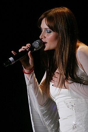 Nicole (Chilean singer) - Image: 20 Años Nicole Fotos Sebastian Isla