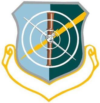25th Air Division - Image: 25th Air Division crest