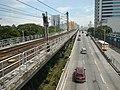 2649Guadalupe Kamuning MRT Station Metro Manila 06.jpg