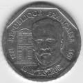 2 francs Pasteur 1995 revers.png