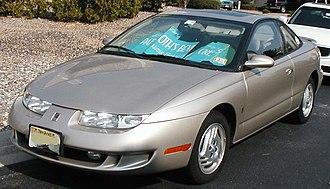 Saturn S-Series - 1997–2000 Saturn SC