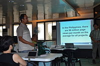 2nd Waray Wikipedia Edit-a-thon 18.JPG