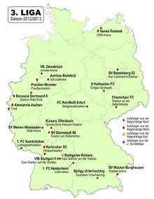 3 liga fussball deutschland