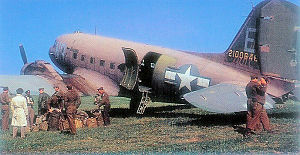 29th Weapons Squadron - 313th Troop Carrier Group C-47
