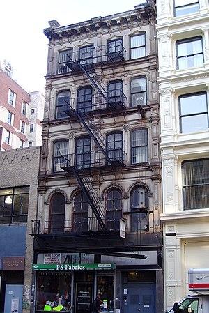 359 Broadway - Image: 359 Broadway