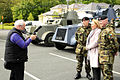 45 Inf Gp UNIFIL Ministerial Review Curragh Camp 012 (13958795549) (2).jpg