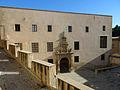 468 Col·legi de Sant Jaume i Sant Maties (Tortosa), des de la Costa del Castell.JPG