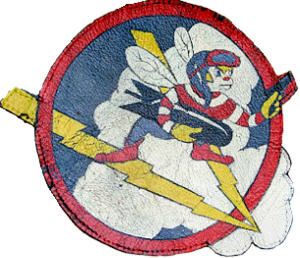 485th Fighter Squadron - Emblem of the 485th Fighter Squadron