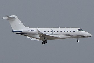 Science and technology in Israel - Gulfstream G280 transcontinental business jet was designed and is currently produced for Gulfstream Aerospace by Israel Aircraft Industries (IAI)