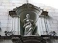 51 Església de Sant Felip Neri, fornícula.JPG