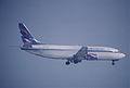 52ac - Aeroflot Boeing 737-4M0; VP-BAJ@ZRH;27.02.1999 (5397827875).jpg