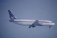 VP-BAJ - B737 - Nordwind Airlines