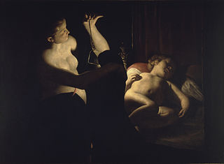 Cupido y Psique