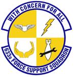 633 Force Support Sq emblem.png