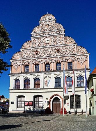 Stargard - Town Hall