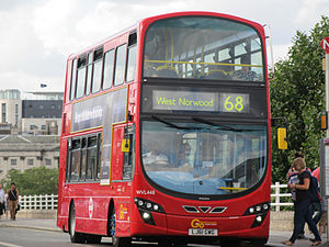 London Buses Route 68 Wikipedia