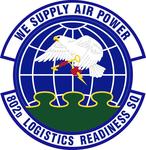 802 Logistics Readiness Sq emblem.png