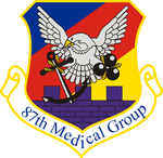 87 Medical Gp emblem.png