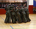 89th Cadet class Commissioning Ceremony Curragh Camp (12116318113).jpg