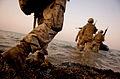 8th Provisional Security Company Marines Board Zodiac DVIDS200411.jpg