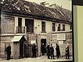 9- Vilnius-Maison verte-DSC05333- Entrée du ghetto de Vilnius.JPG