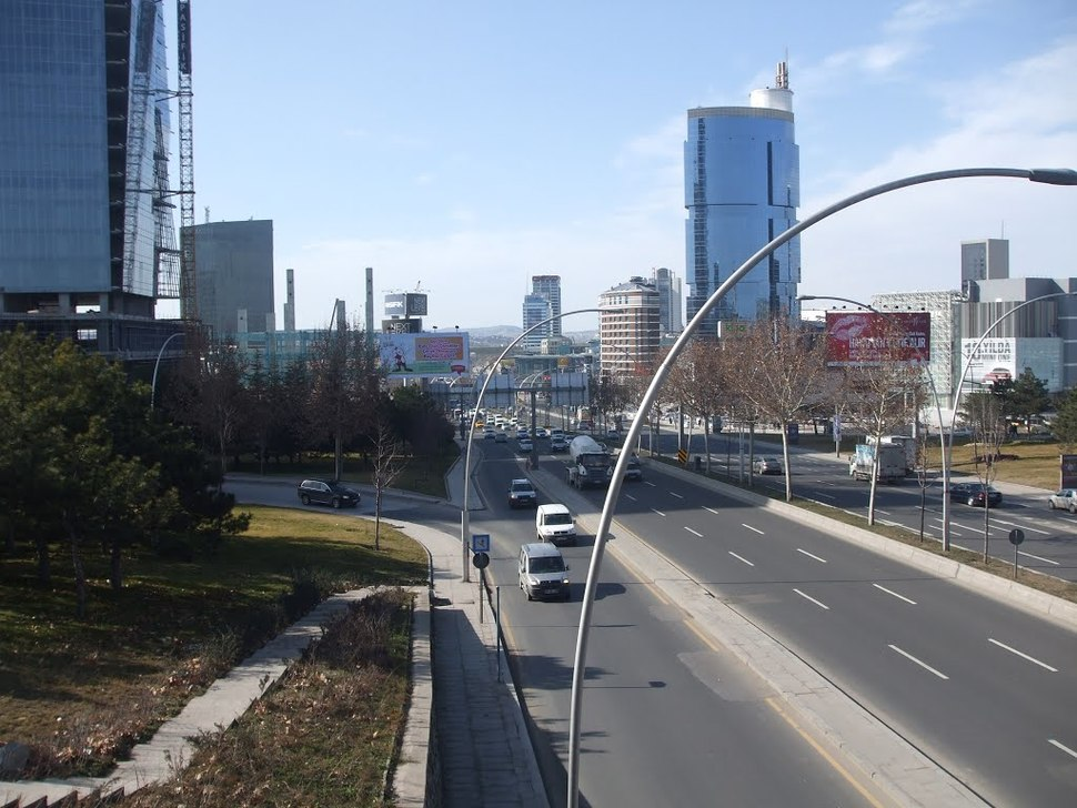 AŞTİ junction - Balgat
