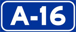 C-32 highway (Spain) - Image: A 16Spain