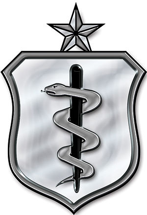 United States Air Force Medical Service - Image: AF Med Corp
