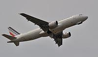 F-HBNG - A320 - Air France