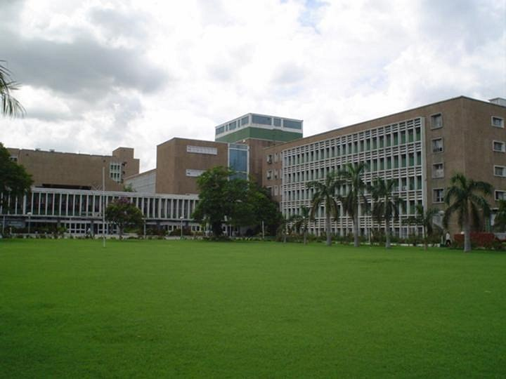 AIIMS central lawn