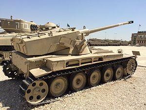 AMX-13 - Decommissioned Israeli AMX-13