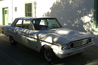 Muscle car - 1964 Ford Thunderbolt