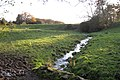 A bank and a brook north-east of Goodrest Farm - geograph.org.uk - 1584747.jpg