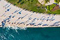 A view from above to the Sea Organ in Zadar, Croatia (48607627926).jpg
