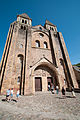 Abbatiale Sainte-Foy - Façade.jpg