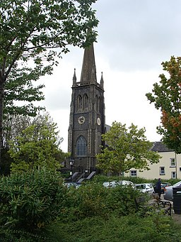 Aberdare St Elvan's church