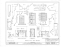 Abram Van Horn House, Valley Road, Ho-Ho-Kus, Bergen County, NJ HABS NJ,2-MAWA.V,1- (sheet 10 of 10).png