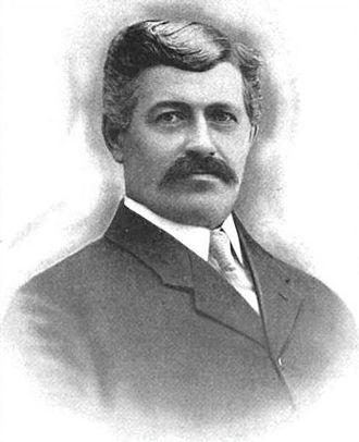 Abram W. Foote - Image: Abram William Foote