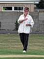 Abridge CC v High Beach CC at Abridge, Essex, England 11.jpg