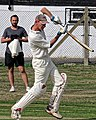Abridge CC v High Beach CC at Abridge, Essex, England 21.jpg