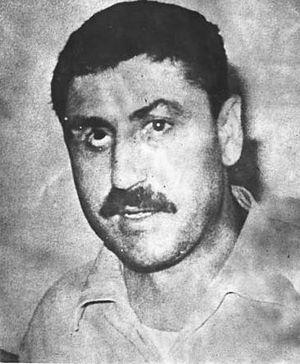 Abu Ali Iyad - Portrait of Abu Ali Iyad, published by PLO in 1971