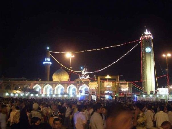 Abu Hanifa Mosque, 2008