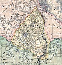 Carte Des Land Allemagne Villes