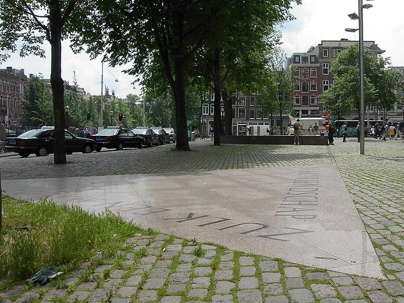 Homomonumento en Amsterdam