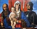Accademia - Madonna col Bambino tra san Paolo e san Giorgio Cat610.jpg